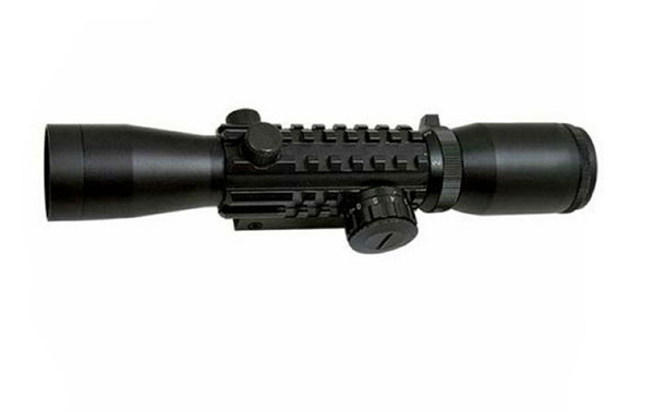 caza scopes 2-6X32 Riflescopes Hunting with Rail riflescope<br><br>Aliexpress