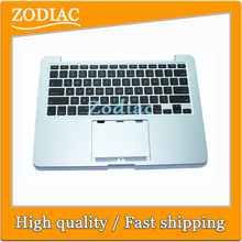 "Original Brand New Laptop Palmrest Top Case With US Keyboard For Macbook Pro Retina 13"" A1425 MD212 MD213 2012 Year"