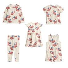 Pre-vendita BOBOZONE 2019SS balena rosa leggings t-shirt dress salopette  corta per i bambini dei ragazzi del bambino delle parti. 0f041e4c1ae