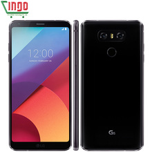 "Original LG G6 4GB RAM 32GB ROM Dual Rear Cameras Quad-core 5.7"" 13MP Water & Dust Resistant Wireless Charging Smart Phone(China)"