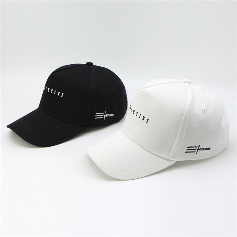 Composite Bats High Quality Brand Letter Snapback Cap Cotton Baseball Cap For Men Women