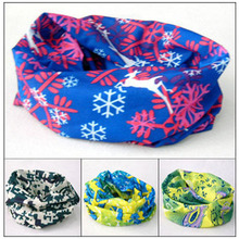 Free shipping! scarf outdoor multifunctional magicaf  magic bandanas sunscreen muffler scarf 49-68style