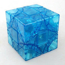 Fangshi Funs LimCube DIY Super Skewb Dreidel 3x3x3 Speed Magic Cube Game Cubes Educational Toys for Kids Children(China)