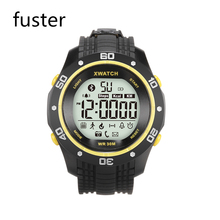IP68 waterproof and dust-proof smart watch Pedometer wrist watch message remind clock for android and ios cell phones