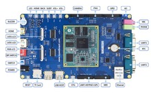 for Andrews quad-core Cortex-A9A8 fast as 4412 linux 2440 ARM9 embedded development board for android
