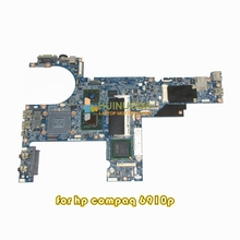 NOKOTION 482583-001 Mainboard for HP Compaq 6910p laptop motherboard with 128mb ATI Graphics ddr2(China)