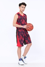 Custom Mens Basketball Jersey Blank Jerseys Quick Dry Sports Trainning Shirt Set Male Breathable Basketball Team Uniforms