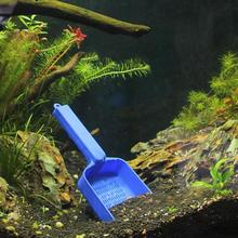 27cm Plastic Aquarium Gravel Sand Shovel Aquarium Cleaner Fish Tank Cleaning Tool Aquarium Accessories