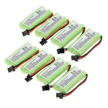 new 8 PACKS A SET 2.4V 800mAh Cordless Phone Rechargeable Ni-MH Battery For Uniden BT-1008-green(China)