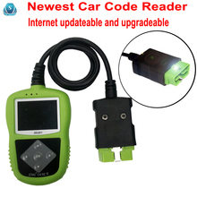 2017 Newest Car Code Reader Scan Tool Auto Diagnostic Scanner OBD2 Diagnostic for OBDII/EOBD/CAN with LED light Update Online