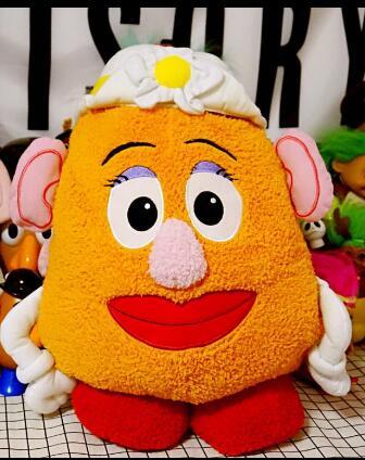 Cartoon Movie Toy Story 3 Classic Mrs. Potato Head  Plush Toys 50cm<br>