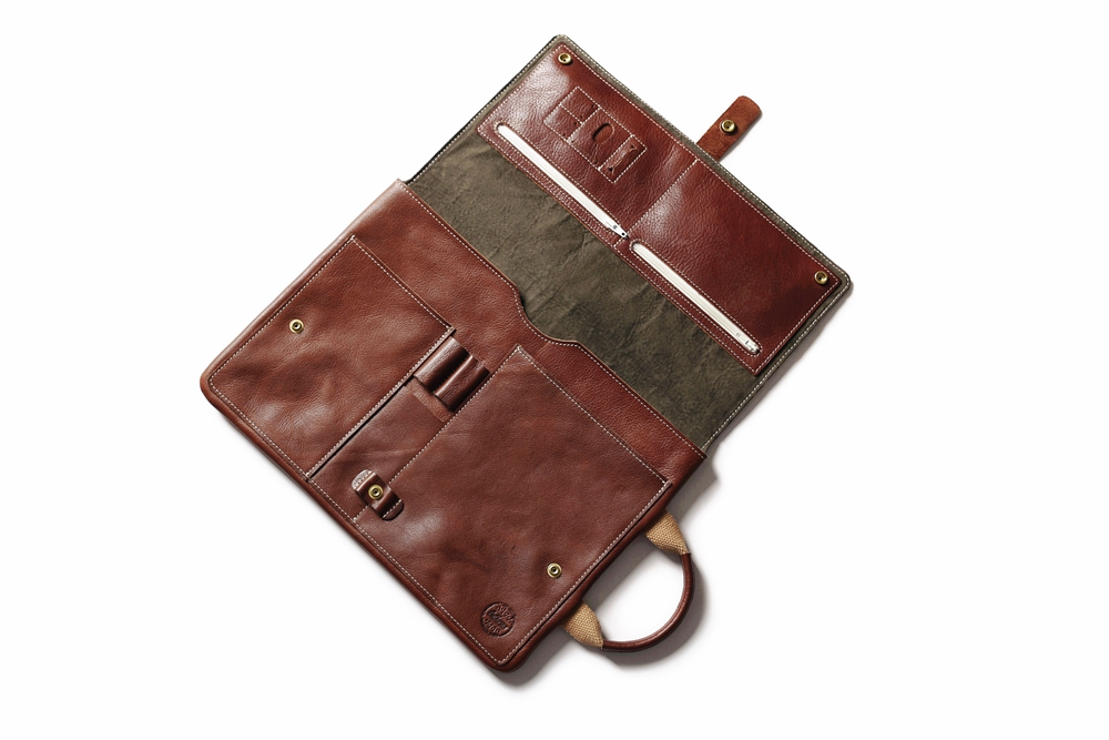 real leather laptop sleeve