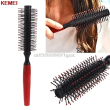 Roll Brush Round Hair Comb Wavy Curly Styling Care Curling Beauty Salon Tools #H027#