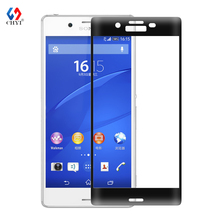 3D Tempered Glass For Sony Xperia X 5.0inch Xperia X Dual F5122 Screen Protector CHYI 2.5D Protective 9H Full Coverage Glass