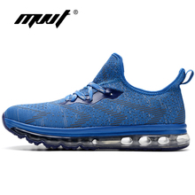 Cushioning Air Sole Men Running Shoes Breathable Fly Wire Men Sneakers Lifestyle Summer Sport Shoes For Men(China)