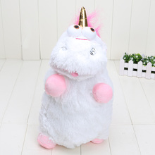 "16"" 40cm Unicorn Plush Toy Soft Stuffed toys Animal Dolls Free Shipping"