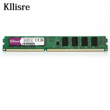Kllisre Ram DDR3 4GB 1333 MHz Desktop Memory 240pin 1.5V sell 2GB/8GB New DIMM(China)