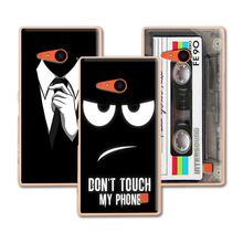 New Arrived Dark Mens Style Design Case For Nokia Lumia 730 735 Case Cover For Nokia 730+ Free Stylus Gift