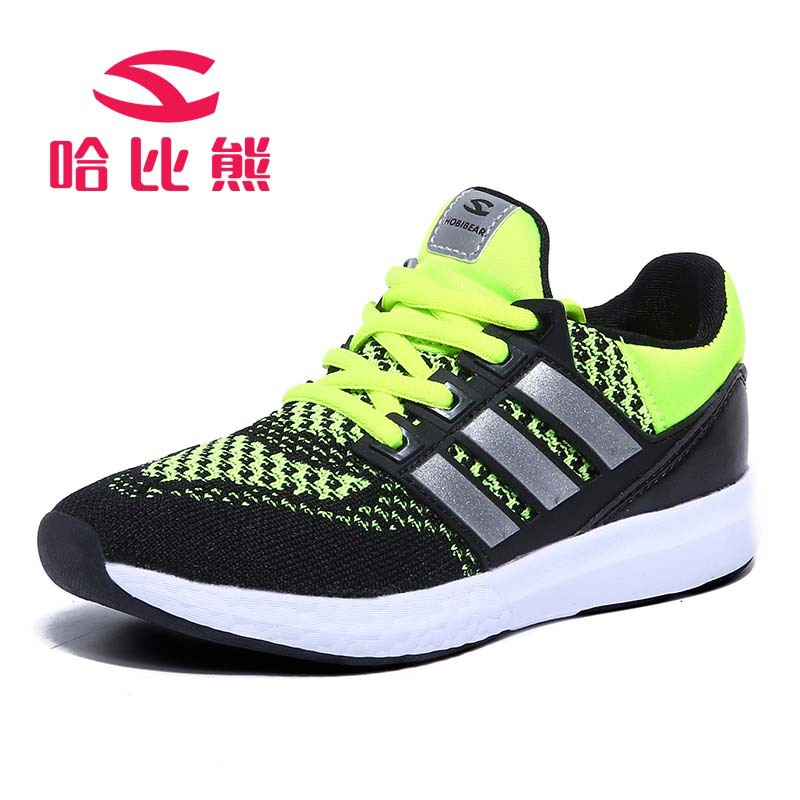Shoes For Boy Girl 2017 Spring And Autumn Children Running Shoes Casual Tie<br><br>Aliexpress