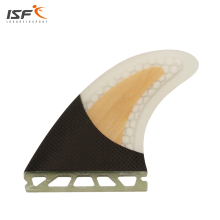Free shipping future basic carbon fiber honeycomb bamboo future surfboard fins quillas surf future fins pranchas de surf fins G7(China)
