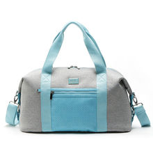 Canvas Handbags Tote Shopping Gym Bag Yoga Shoulder Bags Women Outdoor Sports Fitness Travel Duffel Training Bolsa Daily XA354WA(China)