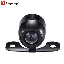 Mini 5 Glass NM Len 170 Degree HD CCD IP68 Vehicle Camera Universal for Car Truck Front & Rear Parking Reversing Review Video