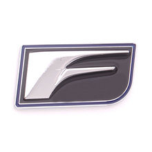 Metal F Sport Model Emblem Car Body Fender sticker decal badge Fit for Lexus IS GS LS