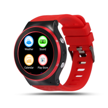 Lemfo S99 Android 5.1 Smart Watch MTK6580 Quad Core Support Google Voice GPS Map Bluetooth Wifi 3G Smartwatch Phone Heart rate