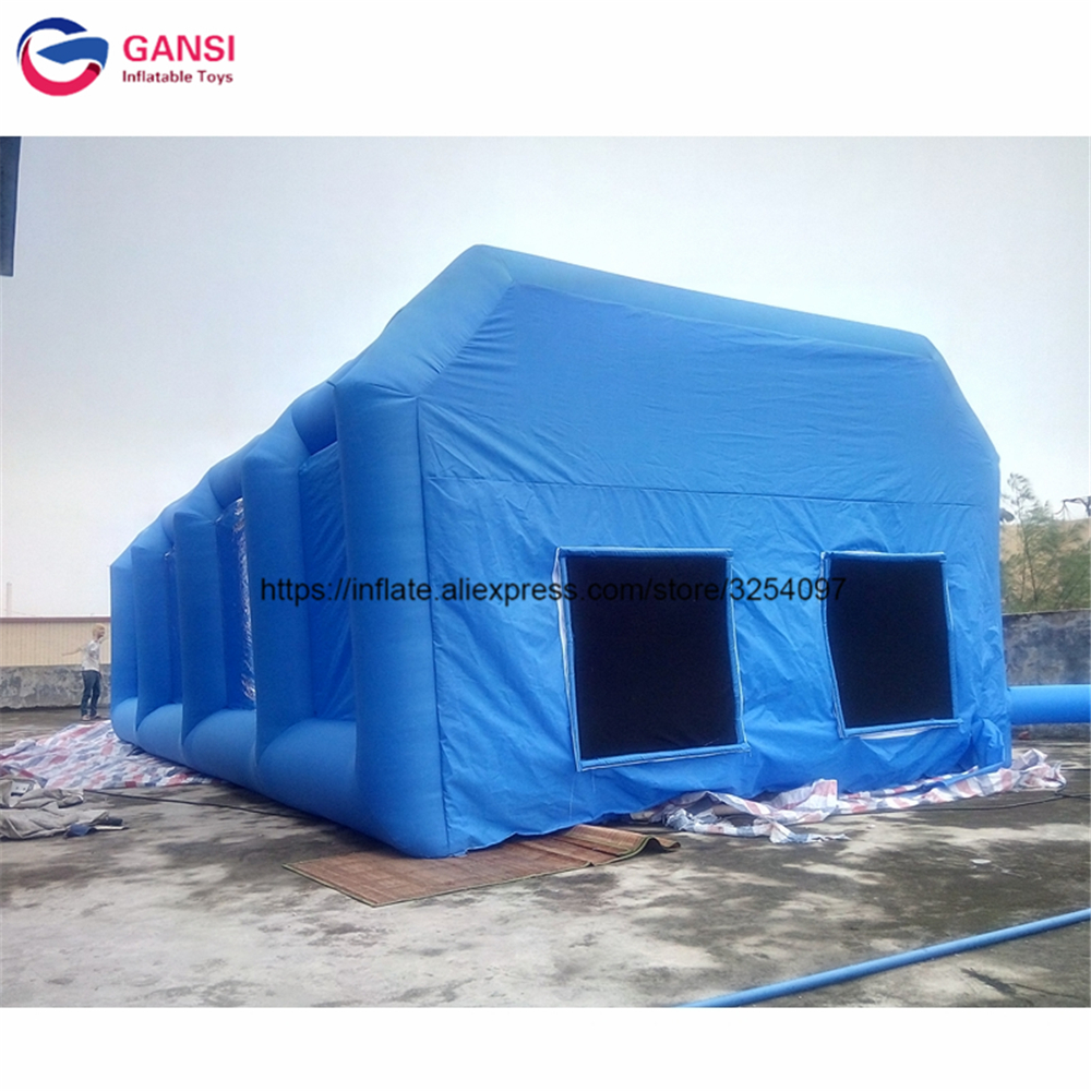 inflatable spray booth07