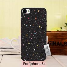 MaiYaCa Outer Space by All The Fruits star sky Unique Design High Quality phone case For iPhone 5c case(China)