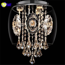 K9 Crystal Pendant Lights Modern Minimalist Creative Suspension Lightings Hotel Hall Hanging Lamp LED 100% Guaranteed