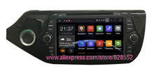 Free Shinpping Android Car DVD Player For Kia ceed With 3G/wifi USB GPS BT Free Map card