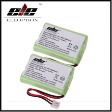 2 pieces Cordless Phone Battery Replacement AAA 800mAh 3.6V Ni-MH for VTech SD-7501/7500 NEW Free Shipping(China)