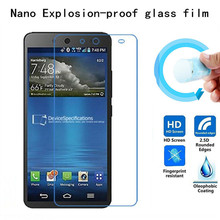 Soft Explosion-proof Nano Protection Film Foil for Micromax Canvas Juice 3 Q392 Film Screen Protector Not Tempered Glass(China)