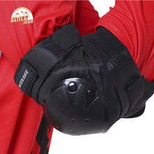 WOSAWE Bicycle Elbow Support Pads Guard Motorcycle Elbow Knee Pads Protector Cycling Bike Racing Tactical Skate Protection(China)