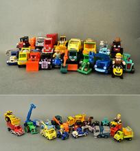 5pcs/lot Bob The Builder alloy car toy metal Construction Vehicles Models collection kids gifts(Mix order) train P3