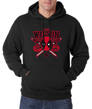 Wade Wilson Deadpool Men Sweatshirt 2017 Hot Sale Spring Autumn Men Fleece Brand Hoodies Causal Loose Fit Hoodie For Adult