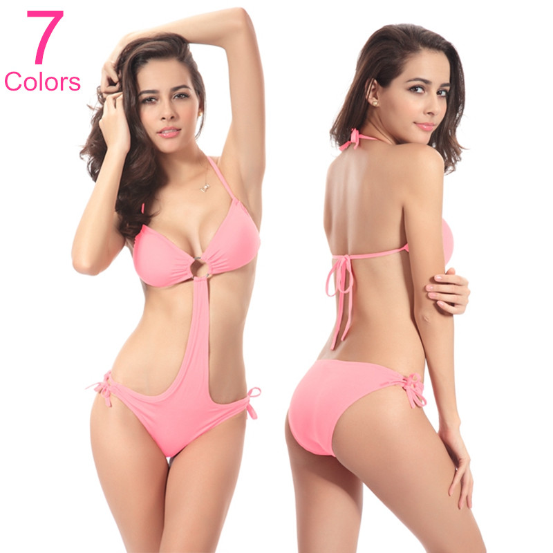 2017 New Bikini Set  Swimwear Women Bath Suit Womens Swimming Suit Women Bathing Suits With Padding Sexy Brazilian Bikini<br>