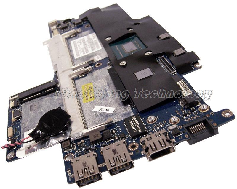 HOLYTIME laptop Motherboard For hp ENVY4 702926-001 for intel i5-3317U cpu with integrated graphics card 100% tested