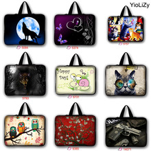7 10.1 Tablet bag 9.7 11.6 13.3 notebook Sleeve 15.6 Laptop Bag 17.3 computer bag handbag cover for cover macbook air 11 LB-hot3(China)