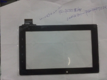 2Pcs 7 inch 300-N3690B/E-A00-V1.0 Freelander PD10 PD20 capacitive touch screen external screen(China)