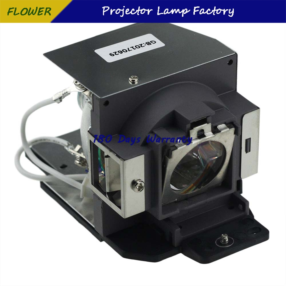 5J.J3J05.001 Replacement Projector lamp With housing for BENQ MX760 MX761 MX762ST MX812ST TX762ST 180 Days Warranty<br>