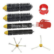 Bristle & Flexible Beater Brush For Roomba 780 Brush For iRobot Roomba 700 Series 750 760 770 790 Vacuum Cleaner Parts New(China)