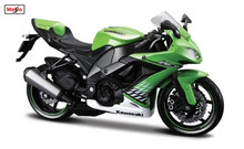 Maisto 1:12 31187 Kawasaki Ninja ZX 10R MOTORCYCLE BIKE Model FREE SHIPPING