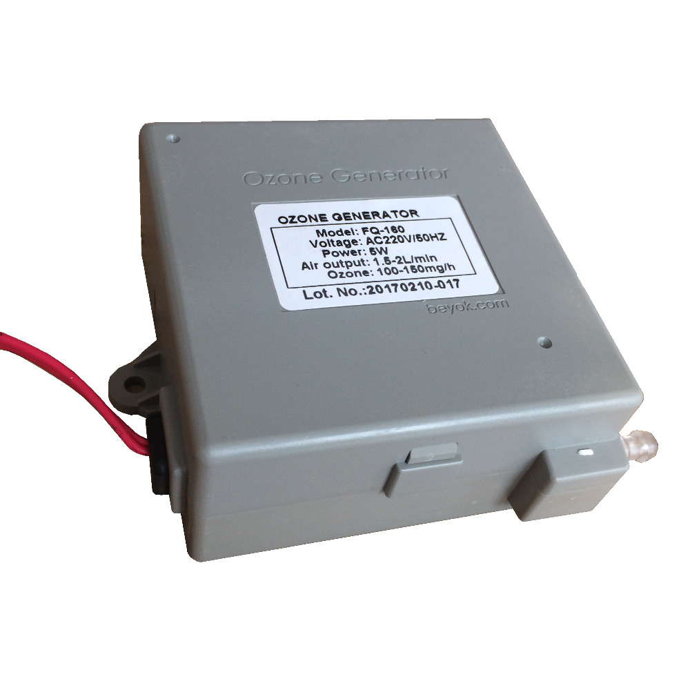 Mini Ozone Generator for Water and Air Purifier FQ-160<br>