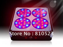 FREE SHIPPING 180w uv led grow light, 60*3W Apollo 4-Led plant lights,stainless stell grow lamp, 2 years warranty
