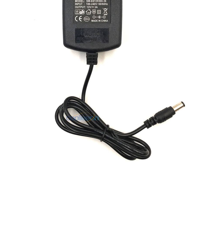 ACDC Adapter 12V Power Supply 1A 2A 3A 4A 5A 6A Transformer Driver for LED Strip Light Bulb AU UK US EU Plug Adapters 110V 220V (10)