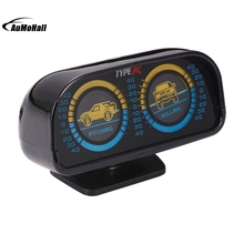 Car Inclinometer compass Multifunction Inclination Tool With Light(China)
