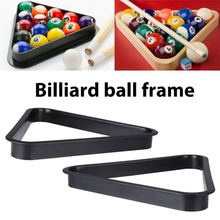Billiards Ball Frame Tripod Snooker Pool Table Standard Rack Accessories