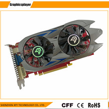 Graphic Cards for pc game GTX 650TI 2GB GDDR5 Tarjeta Grafica Scheda Video Placa De Video Card Carte Graphique VGA for NVIDIA